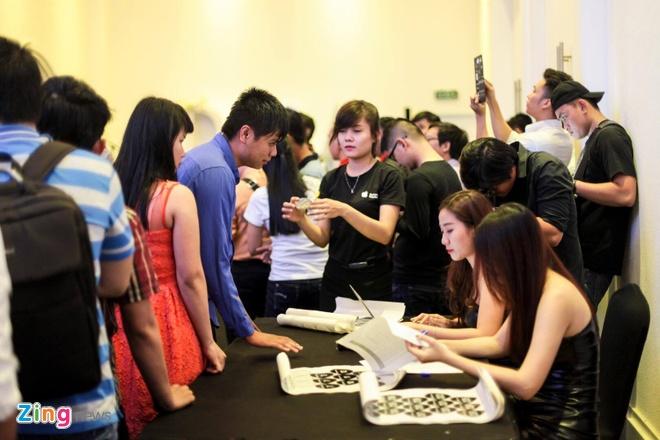 iPhone 7 trinh lang tai Viet Nam hinh anh 4