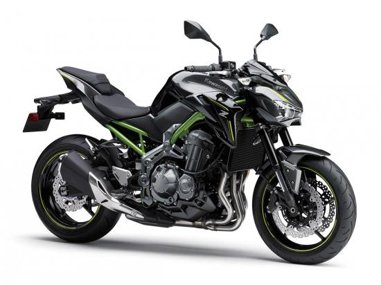 Kawasaki Z1000 2017 cai tien, gia giu nguyen hinh anh 2