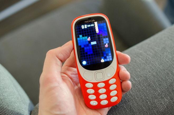 Nokia ra mat 3310 gia 52 USD hinh anh