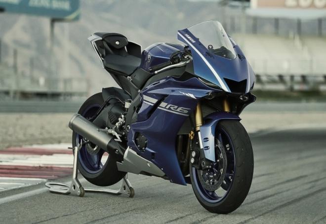 Yamaha YZF-R6 moi se duoc ban vao thang 4 hinh anh