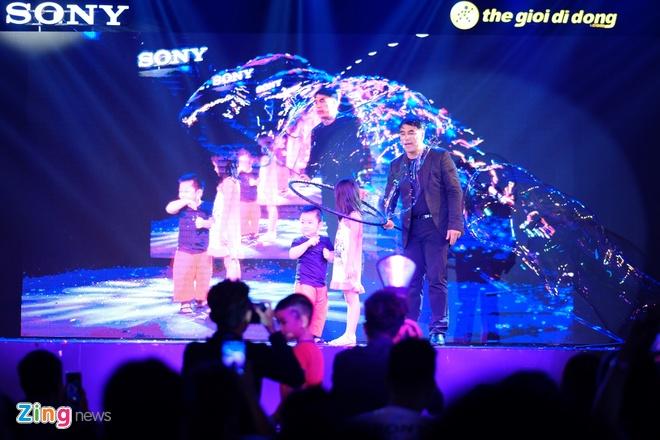 Sony Xperia XZs den tay nguoi dung Viet trong su kien mau sac hinh anh 14