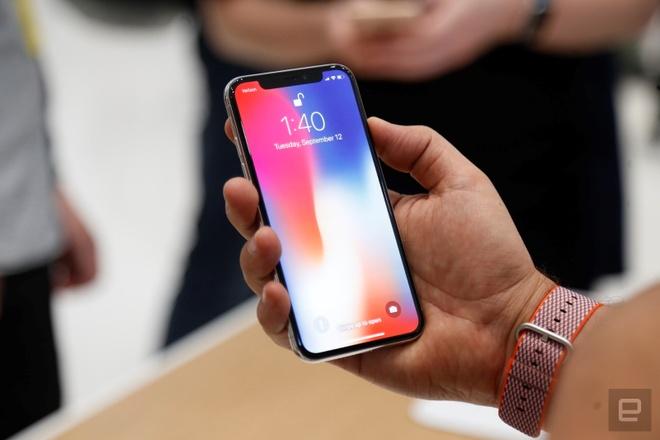 Con so cua tuan: iPhone X gia hon 1.400 USD cho ban thap nhat hinh anh
