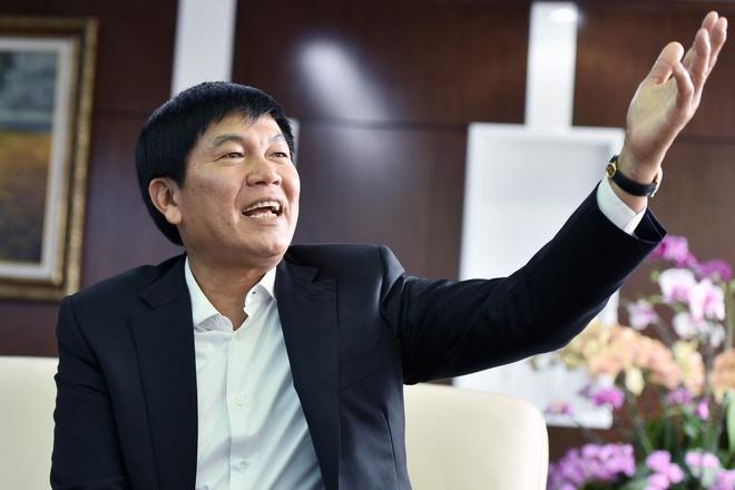 Ty phu Tran Dinh Long: 'Co the o linh vuc khac, toi da ty phu tu lau' hinh anh