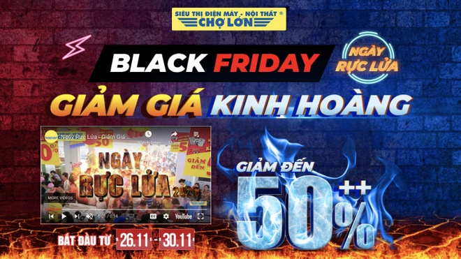 Black Friday,  mua sam,  deal Black Friday Viet Nam 2020 anh 1