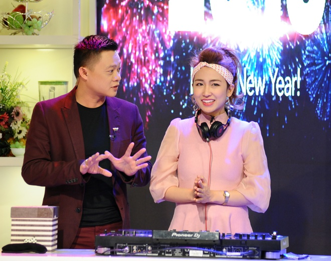 Mot ngay song trong am nhac cua DJ Trang Moon hinh anh 6