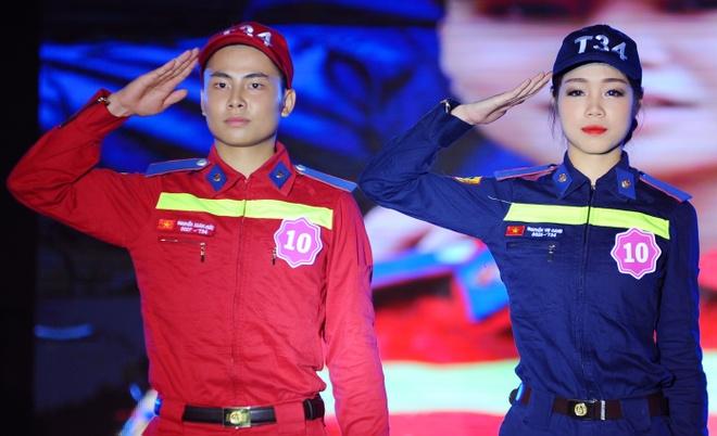 DH Phong chay Chua chay tim ra cap sinh vien dep nhat truong hinh anh