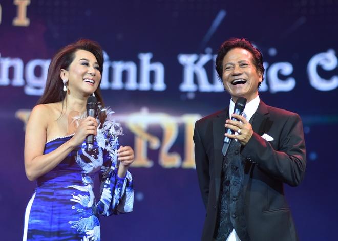 MC Ky Duyen boi roi vi khong dam xung co voi con trai Che Linh hinh anh
