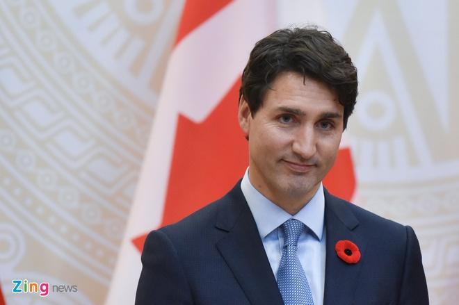 Thu tuong Trudeau: Se khong voi ky TPP neu khong co loi cho Canada hinh anh