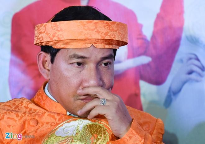 Quang Thang: Dien vien tre mai kiem tien hon dong tao quan hinh anh
