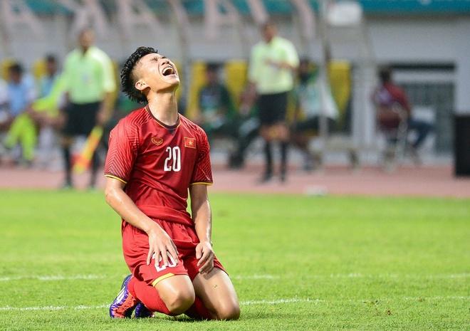 VFF,  AFF,  SEA Games 30,  Viet Nam,  Tran Quoc Tuan,  Phan Van Duc,  Do Duy Manh,  U23,  U22 Viet Nam anh 3