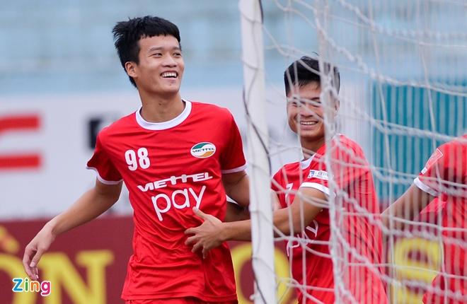 Ha Noi B,  CLB Ha Noi,  V.League,  The Cong anh 1