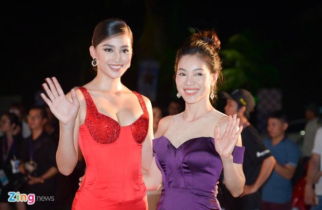 Hình ảnh thí sinh trong Đêm chung khảo phía Bắc Miss World Việt Nam 2019