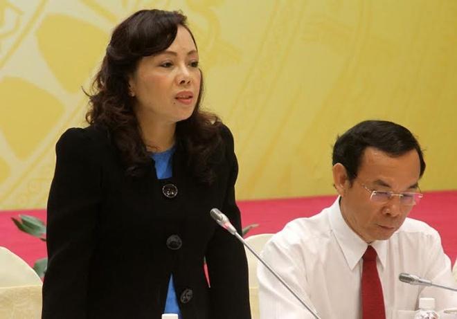 Bo truong Y te: 'Toi khong the tu chuc luc nay' hinh anh 1 Bộ trưởng Y tế