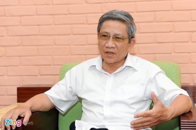 'Bieu tinh qua khich co the tao hinh anh xau ve Viet Nam' hinh anh 1 GS Nguyễn Minh Thuyết: