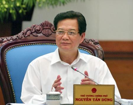 Hon 30 lan giao thiep, VN luon chi ro sai trai cua TQ hinh anh 1 Thủ tướng Nguyễn Tấn Dũng. Ảnh: VGP.