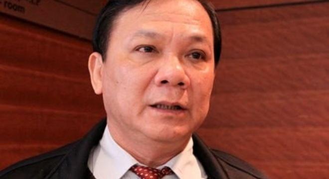 Nguyên Tổng thanh tra Chính phủ Trần Văn Truyền.