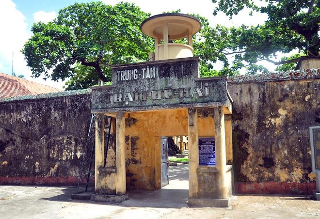 Kết quả hình ảnh cho trại tù Phú Sơn, Phú Hải
