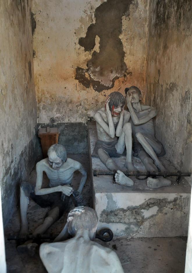 Nhà tù Côn Đảo - địa ngục khiến cả thế giới bàng hoàng - Xã hội