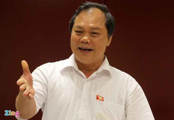Thong tin cong khai thi dan duoc tiep can mien phi hinh anh 1 Ông Phan Trung Lý. Ảnh: N.Hưng.