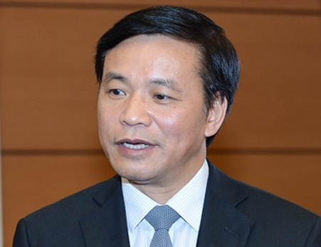 Ong Nguyen Hanh Phuc lam Tong thu ky Quoc hoi hinh anh