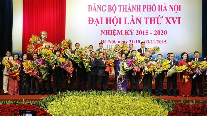 Thanh uy Ha Noi bo nhiem lanh dao cac ban Dang hinh anh