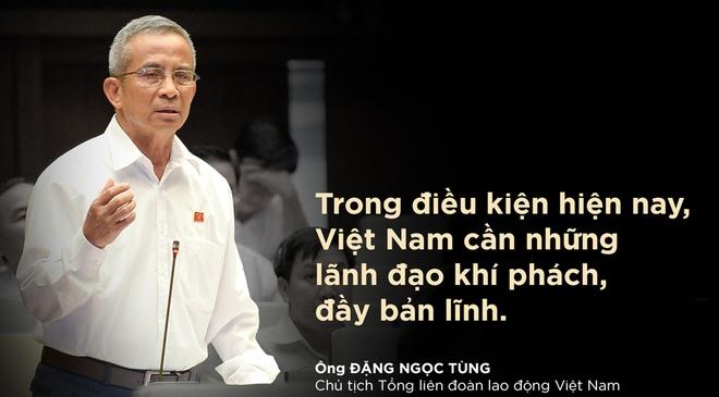 9 phat ngon an tuong o Dai hoi Dang XII hinh anh