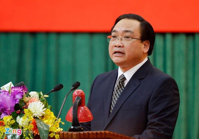 Ong Hoang Trung Hai lam Bi thu Thanh uy Ha Noi hinh anh 2