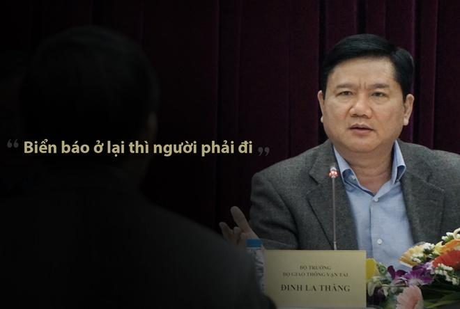 9 phat ngon an tuong cua ong Dinh La Thang hinh anh