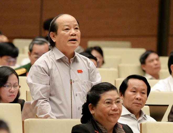 'Bao cao tron trinh nhu the thi hong phuc cho dan' hinh anh 1