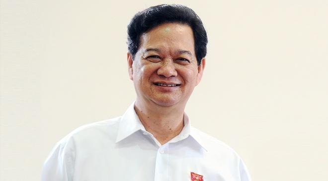 Bo phieu mien nhiem Thu tuong Nguyen Tan Dung hinh anh