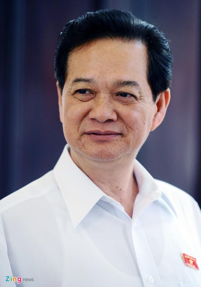 Bo phieu mien nhiem Thu tuong Nguyen Tan Dung hinh anh 1