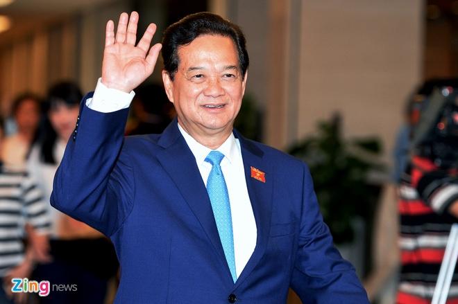 Ong Nguyen Tan Dung thoi chuc Thu tuong hinh anh 1