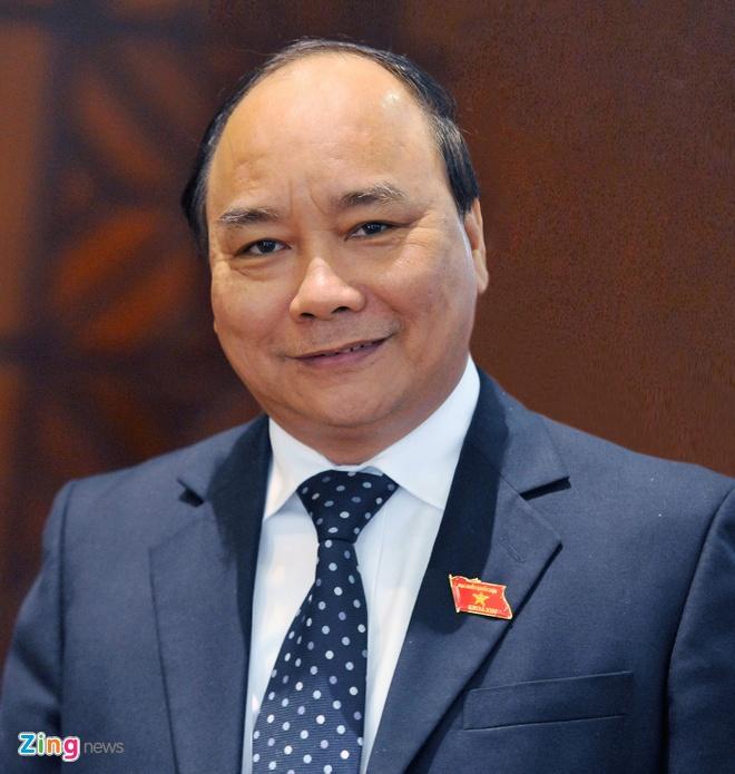 De cu ong Nguyen Xuan Phuc lam Thu tuong hinh anh 1