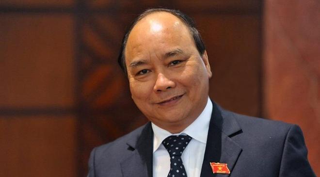De cu ong Nguyen Xuan Phuc lam Thu tuong hinh anh
