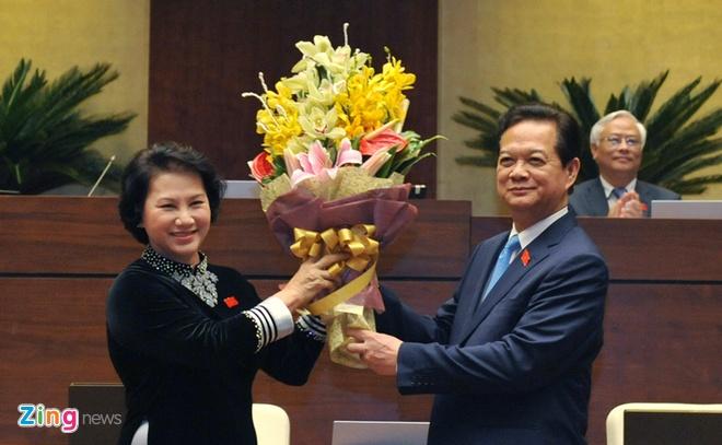 Ong Nguyen Tan Dung thoi chuc Thu tuong hinh anh 2
