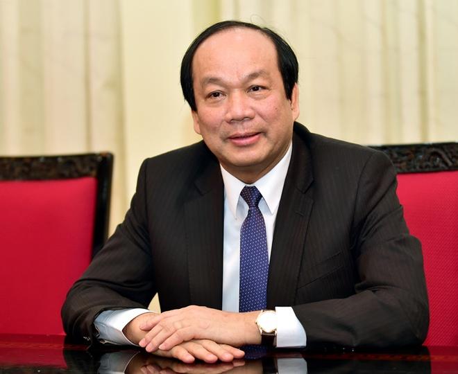 Bo truong Mai Tien Dung: 'Thay ap luc tu nguoi tien nhiem' hinh anh 2
