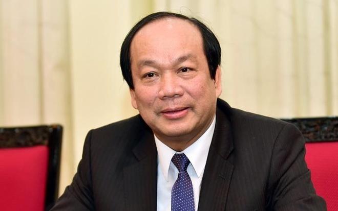 Bo truong Mai Tien Dung: 'Thay ap luc tu nguoi tien nhiem' hinh anh