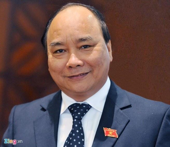 Thu tuong cung 3 pho thu tuong ung cu dai bieu Quoc hoi hinh anh 1