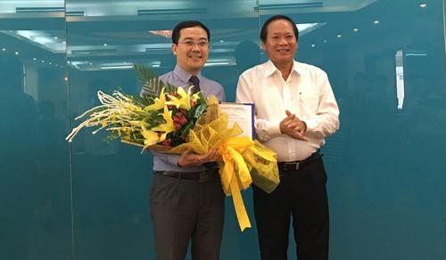 Bo nhiem Cuc truong Bao chi, Pho chanh Thanh tra Bo TTTT hinh anh 2