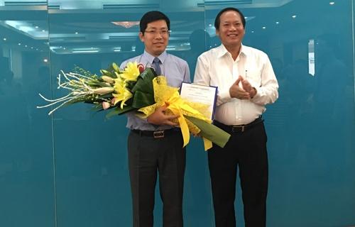 Bo nhiem Cuc truong Bao chi, Pho chanh Thanh tra Bo TTTT hinh anh 1