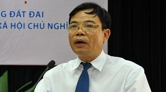 Ong Nguyen Xuan Cuong duoc de nghi lam Bo truong Nong nghiep hinh anh