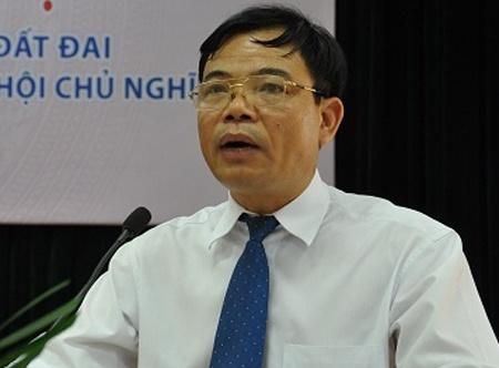 Ong Nguyen Xuan Cuong duoc de nghi lam Bo truong Nong nghiep hinh anh 2