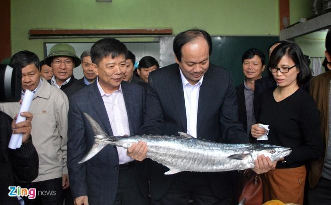 Bo Truong Mai Tien Dung: 'Chinh Phu Se Hanh Dong Quyet Liet' Hinh