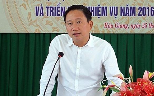 Bo truong Cong an noi ve tin Trinh Xuan Thanh ve nuoc hinh anh