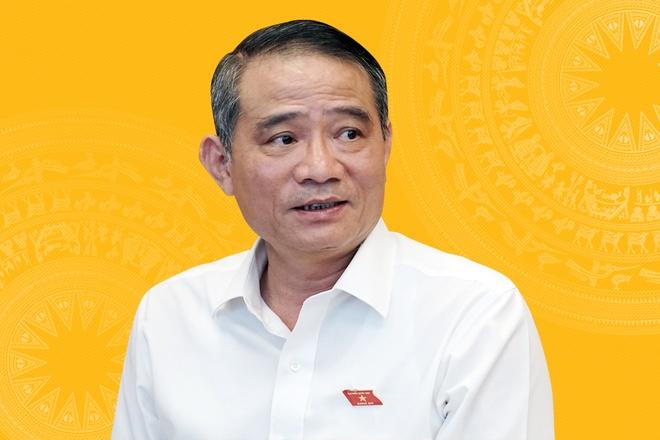 Chan dung tan Bi thu Da Nang Truong Quang Nghia hinh anh