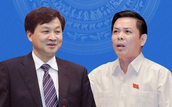 Duong thang tien cua ung vien Bo truong Giao thong, Tong Thanh tra hinh anh