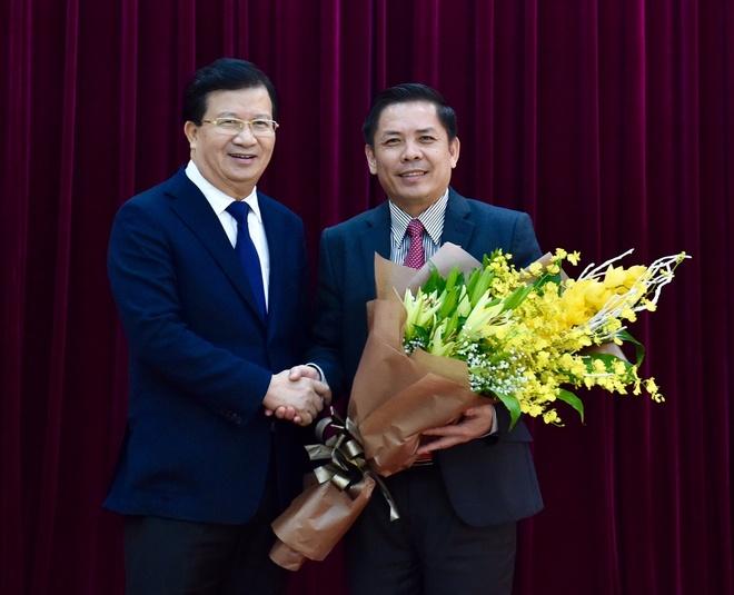 Bo truong Nguyen Van The: Thu hut nguon luc, khong tao diem nong hinh anh 1
