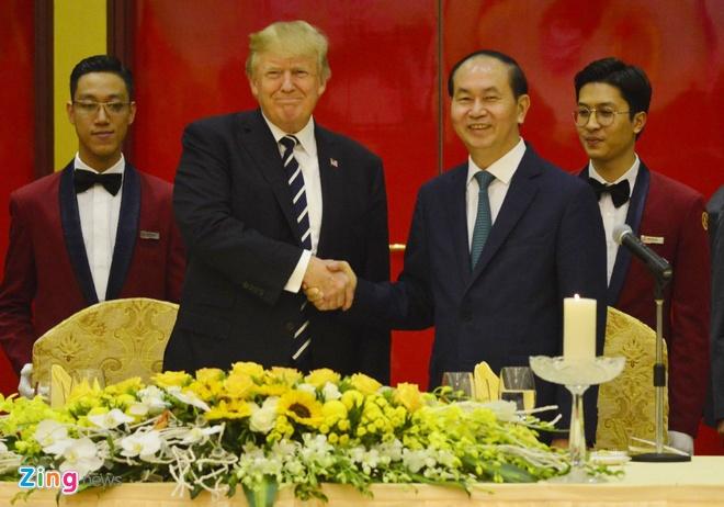 Trump tham Viet Nam anh 68
