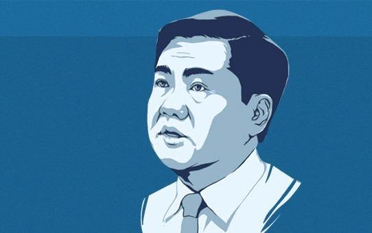 Ong Dinh La Thang trai qua nhung vi tri nao truoc khi bi bat? hinh anh