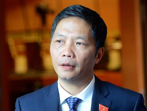 Bo truong Tran Tuan Anh noi ve 'vap nga' cua Bo Cong Thuong hinh anh